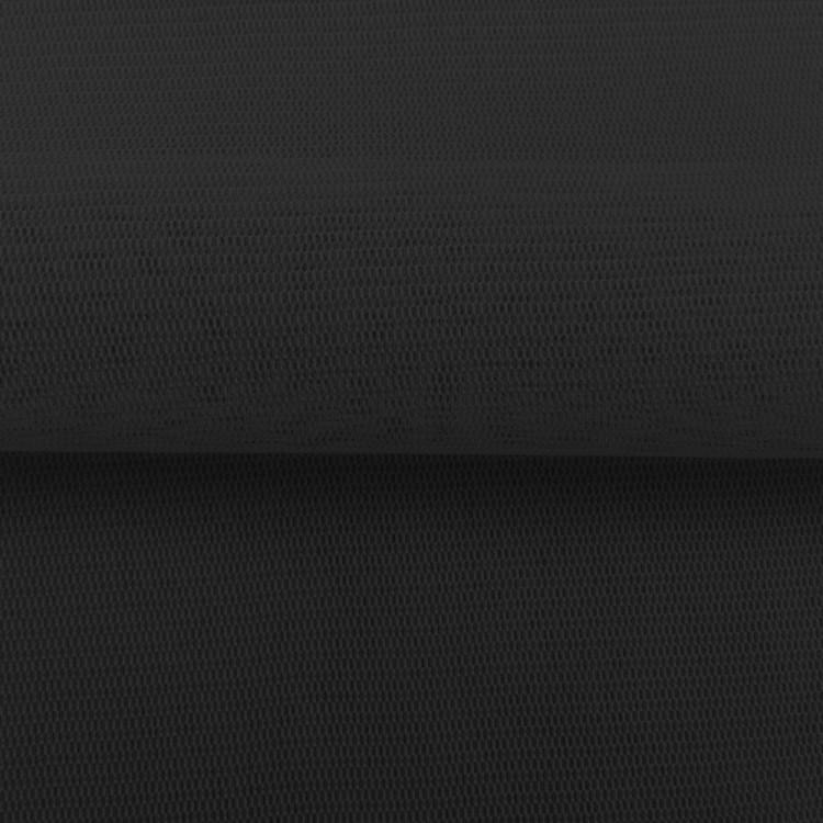 Résille douce noire