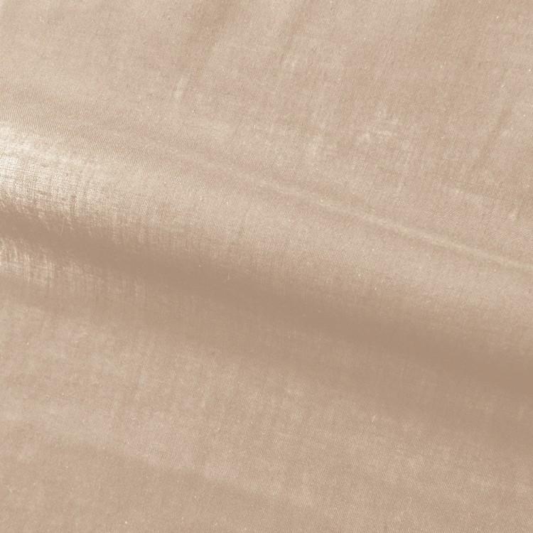 Voile coton rose léger au mètre