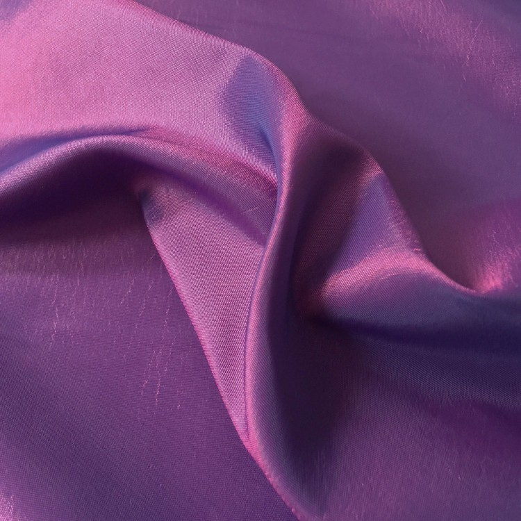 Taffetas violet au mètre