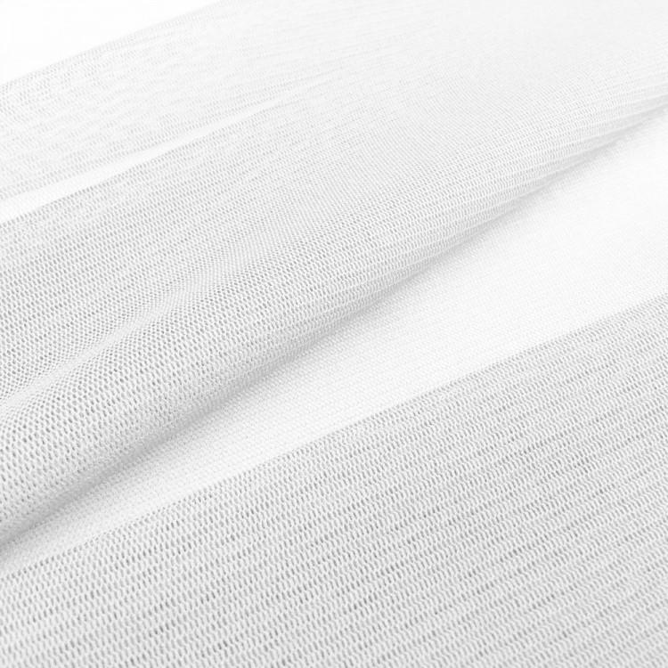 Résille élastique blanche