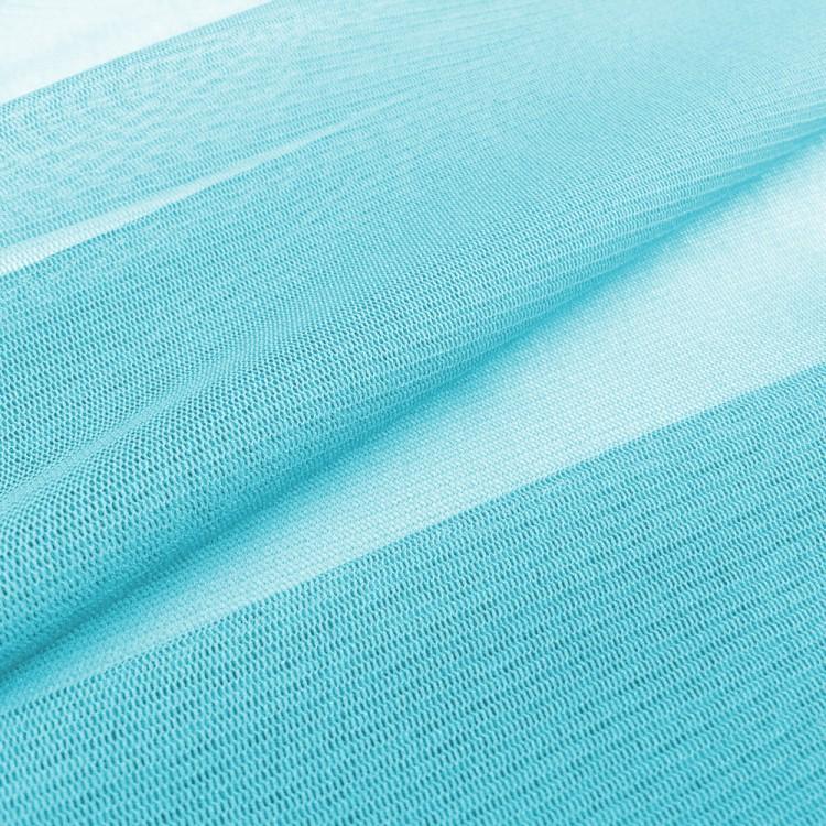 Résille élastique turquoise