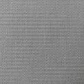 Toile de coton natté grise