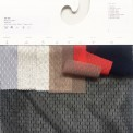 Carte couleur jersey viscose
