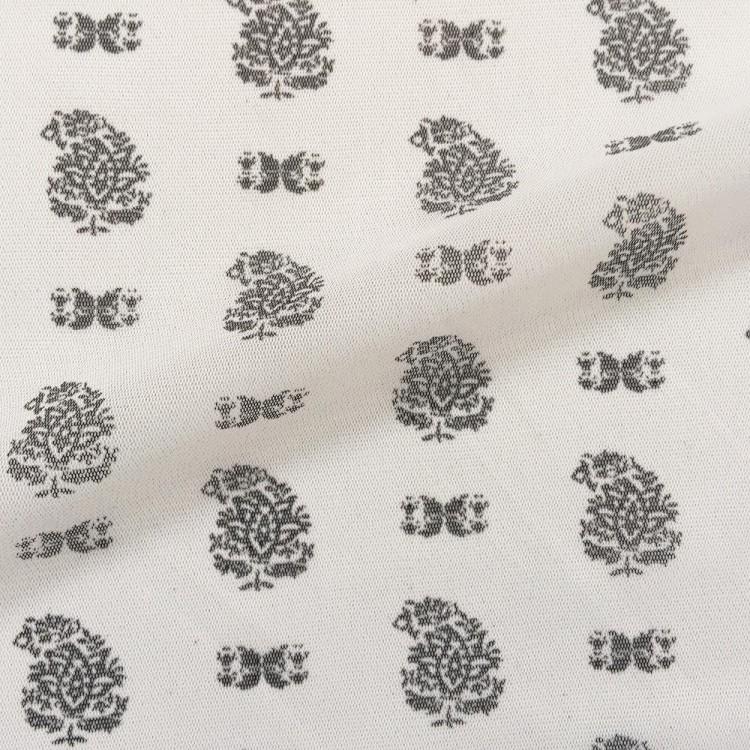 Résille imprimée tatoo blanc