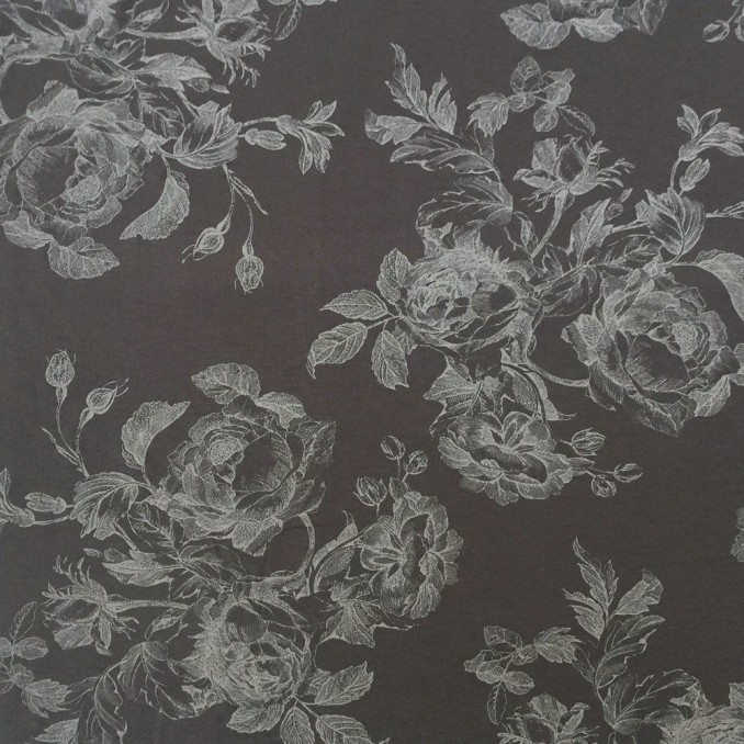 Viscose print floral