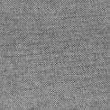 Toile de coton chiné noir