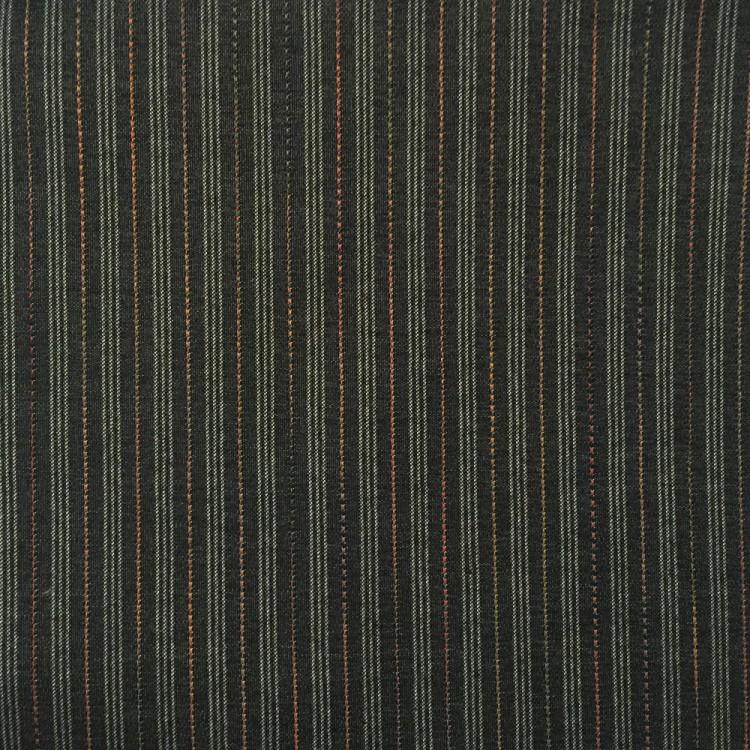 jean rayure multicolore