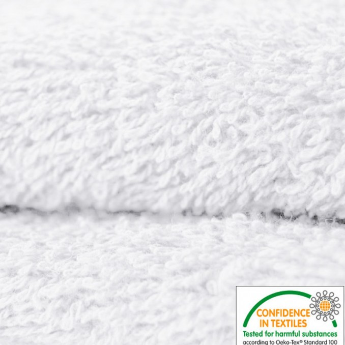 Tissu éponge coton