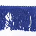 Frange bleu