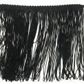Grande frange 20 cm noire