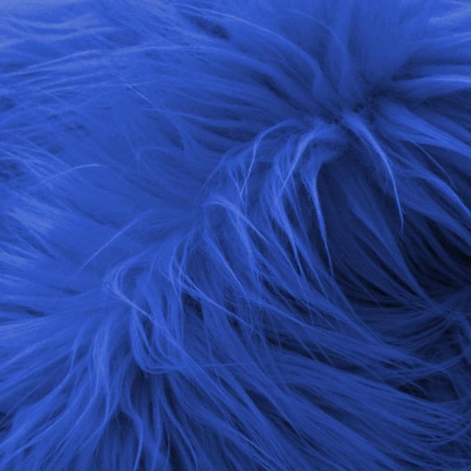 Fausse fourrure poil long