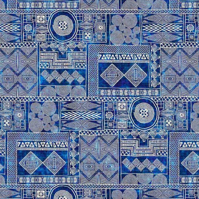 Coton imprimé batik afrique