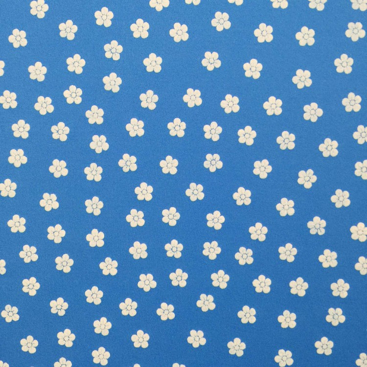Lycra semi fleurette