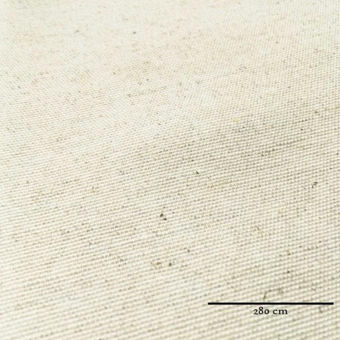 Toile lin grande largeur