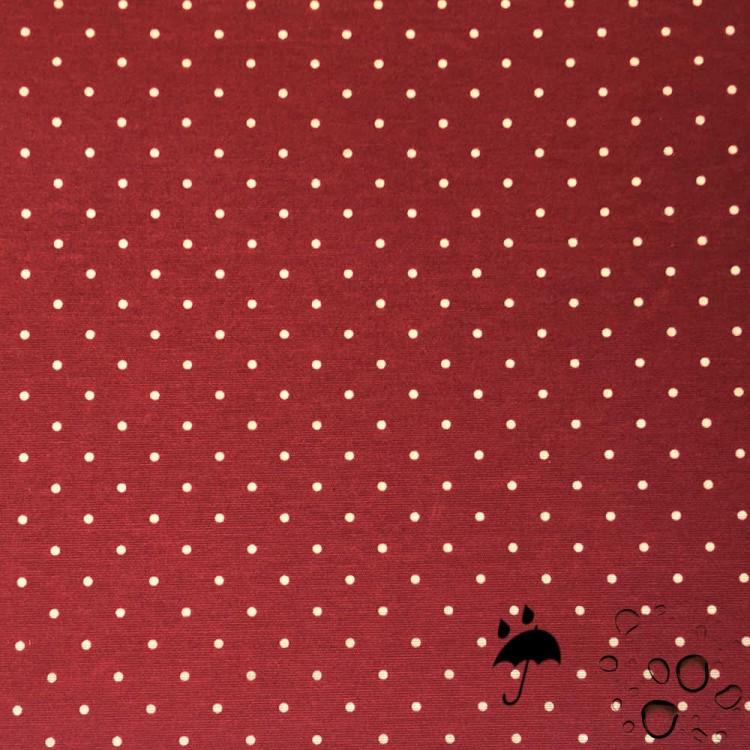 Tissu enduit flamenco