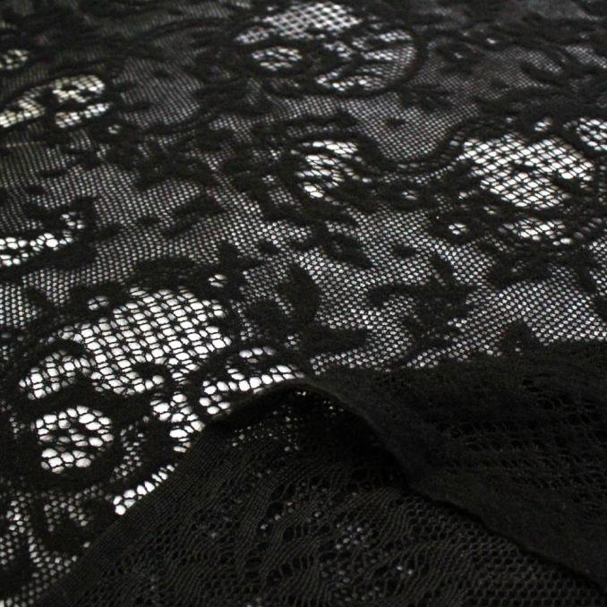 dentelle laine cashmire