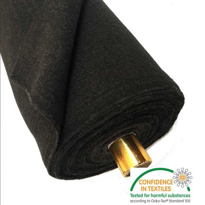 Rolo tecido lã acrílica