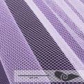 Rouleau 35 mts tulle grande largeur lila