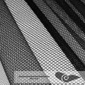 Rouleau 35 mts tulle grande largeur noir