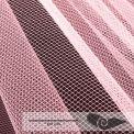 Rouleau 35 mts tulle grande largeur rose