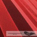 Rouleau 35 mts tulle grande largeur rouge