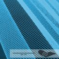 Rouleau 35 mts tulle grande largeur turquoise