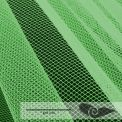 Rouleau 35 mts tulle grande largeur vert