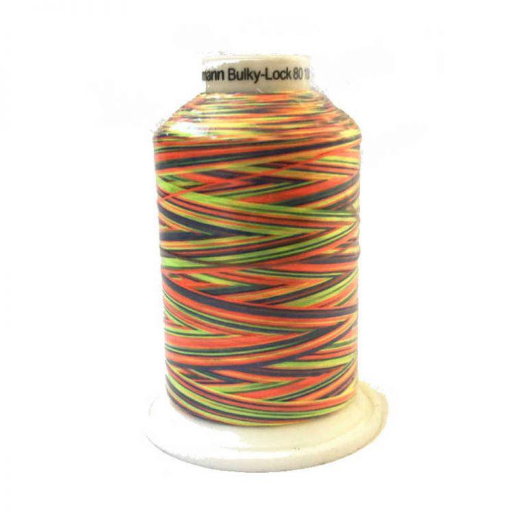 Fil mousse (1000 mts) multicolor