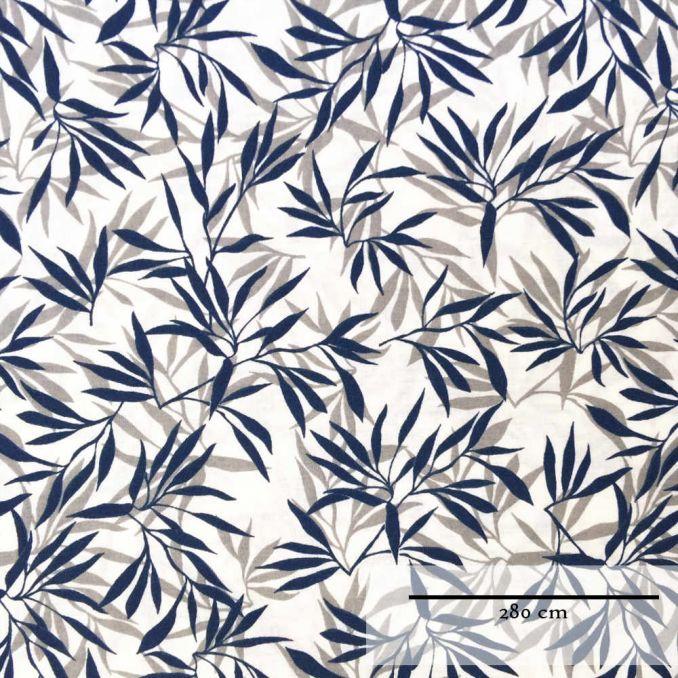 Coton grande largeur bambou japonais