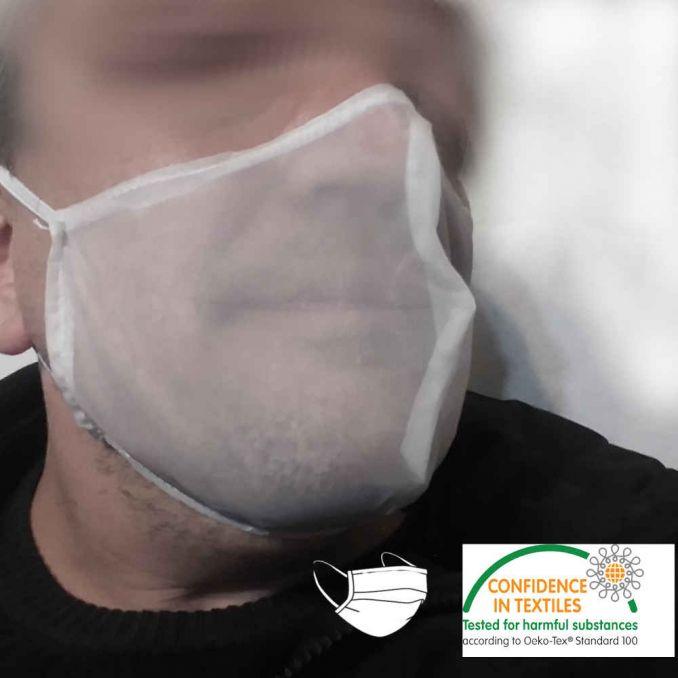 Tissu translucide pour masques FFTP-2