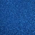 Gomme eva paillette bleu au mètre