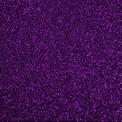Gomme eva lurex violet au mètre
