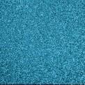 Gomme eva paillette turquoise au mètre