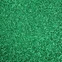Gomme eva paillette verte au mètre