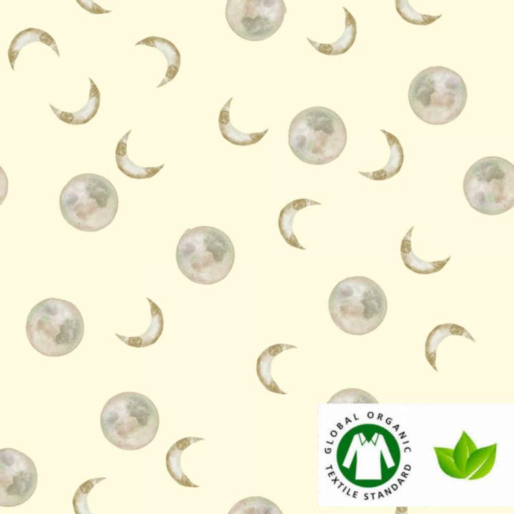 Coton BIO Lune