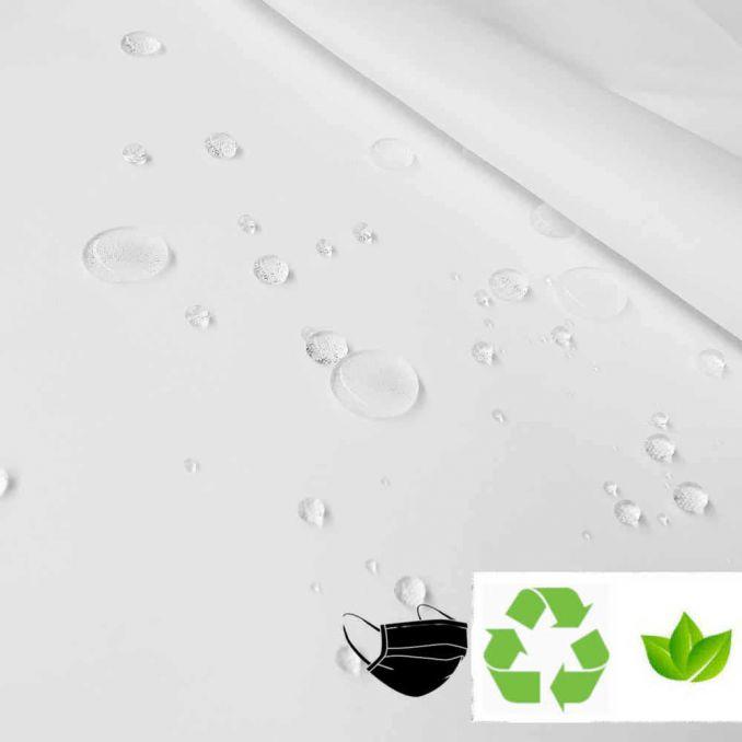 Polycoton hydrofuge recyclé masques FFTP-2
