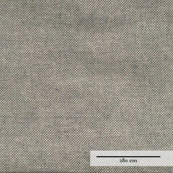 Toile de coton chiné grande largeur