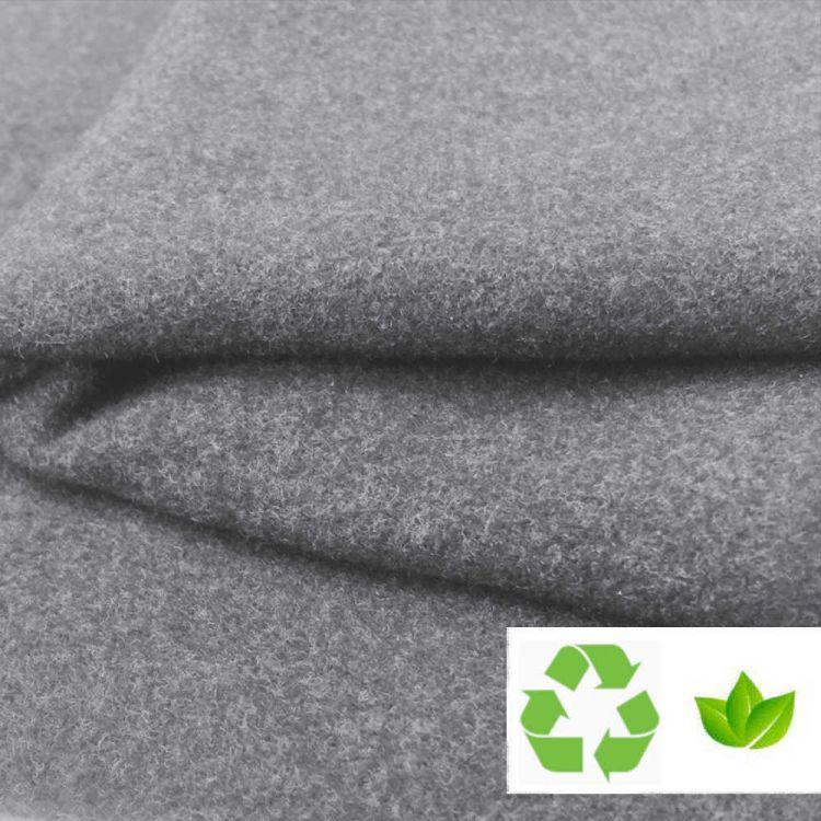 Drap manteau recyclé