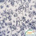 Lycra floral vintage