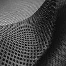 Tissu 3D noir