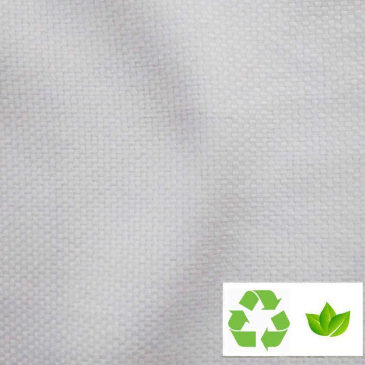 Toile Canvas BIO Blanc