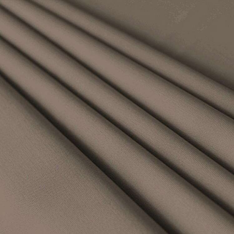 Tissu burlington taupe au mètre