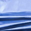 Tissu lamé bleu au rouleau