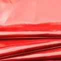 Tissu lamé rouge au rouleau