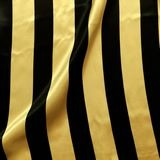 rayures noir jaune